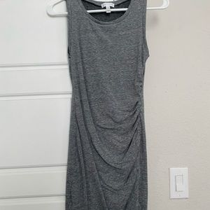 Leith midi bodycon dress
